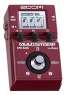 Zoom MS-60B Bass Multi Stomp