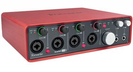 Focusrite 18i8 USB Audio Interface