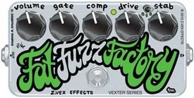 ZVEX Vexter Fat Fuzz Factory
