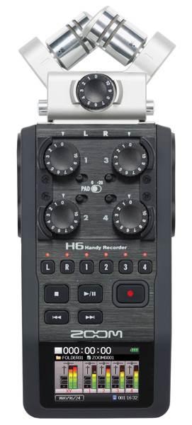 Zoom H6 Handy Recorder