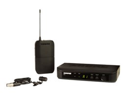 Shure BLX14UK/W85 WL185 Presenter System
