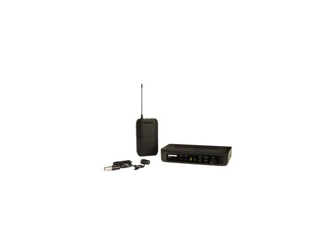 Shure BLX14UK/W85 WL185 Presenter System