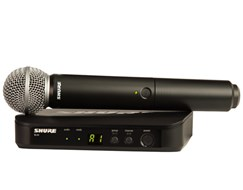 Shure BLX24UK/SM58 SM58 Vocal System