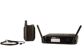 Shure GLXD14UK/93 Digital WL93 Presenter System