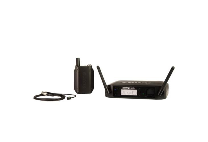 Shure GLXD14UK/93 Digital WL93 Presenter System