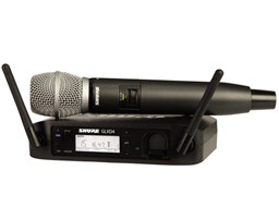 Shure GLXD24UK/SM86 Digital SM86 Vocal System