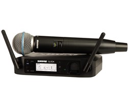 Shure GLXD24UK/B58 Digital Beta 58A Vocal System