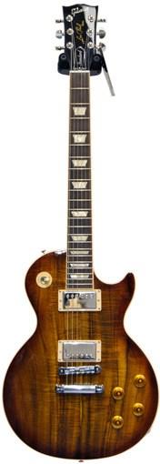 Gibson Les Paul Standard Premium Koa (2013) Desert Burst #110530374