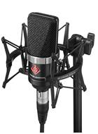 Neumann TLM-102 Black Studio Set Inc Shockmount
