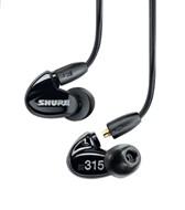 Shure SE315-K-E Black Earphones