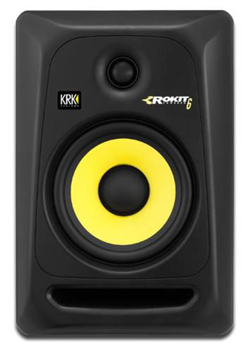 KrK Rokit RP6 G3 Active Studio Monitors (Single)