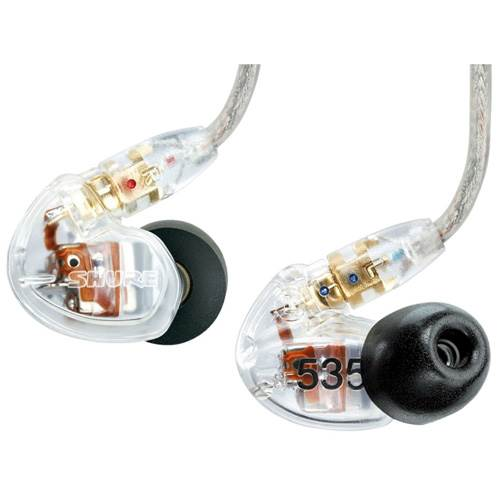 Shure SE535-CL Earphones