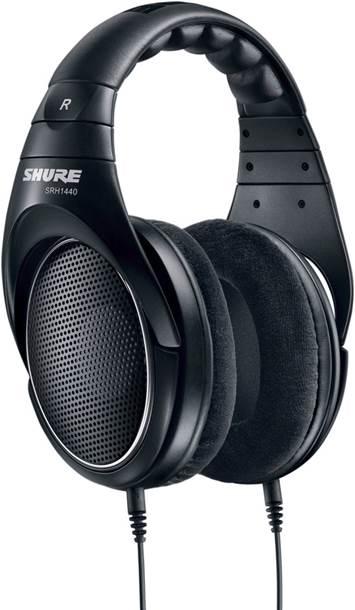 Shure SRH1440 Headphones