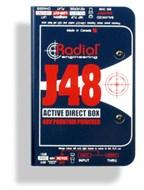Radial J48 DI Box