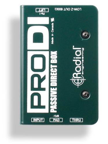 Radial PRO-DI DI Box