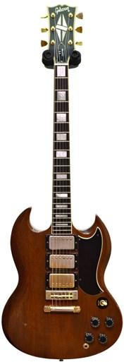 Gibson SG Custom 1972/73 Walnut (Pre-Owned)