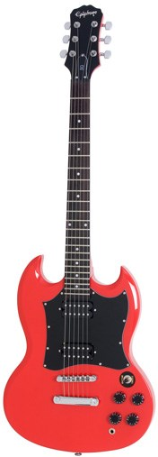 Epiphone SG G310 Red