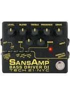 Tech 21 Sansamp Bass Driver D.I.