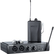 Shure PSM200 System with SE215