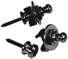 Schaller Strap Lock Black