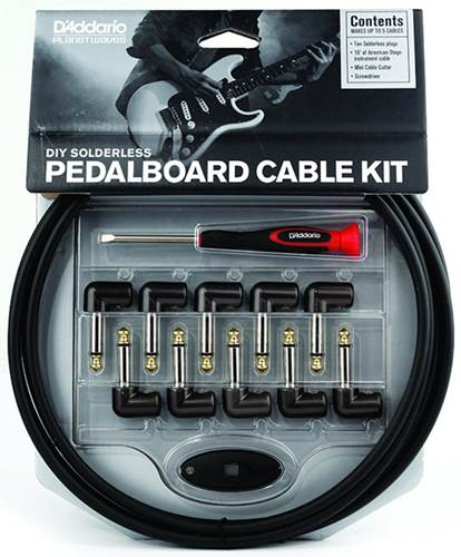 Planet Waves PW-GPKIT-10 Pedal Board Patch Kit