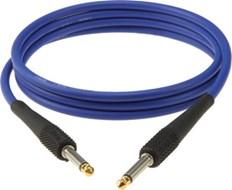 Klotz Instrument Cable-KIK3.0PP Blue 10ft