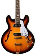 Epiphone Casino Vintage Sunburst Semi Acoustic Guitar