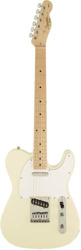 Squier Affinity Tele MN Arctic White Electric Guitar