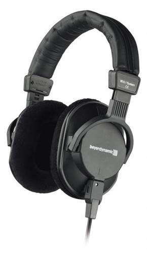 Beyer DT-250Bk 250 Ohm Headphones