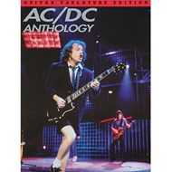 Books AC/DC Anthology Guitar Tab