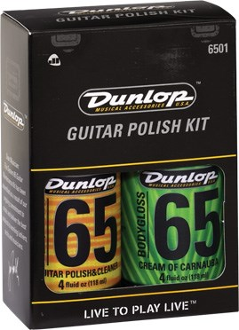 Dunlop 6501 Formula 65 Guitar Care Kit