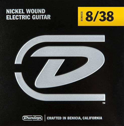 Dunlop DEN0838 Electric Strings 8-38