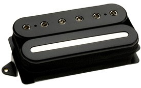 DiMarzio Crunchlab DP-228 Black, Bridge