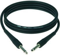 Klotz KIK1.5PPSW Black-5 feet Instrument Cable