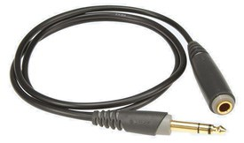 Klotz AM-EX20300 3m Headphone Extension Cable
