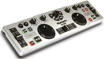 Numark DJ2GO Mini DJ Controller