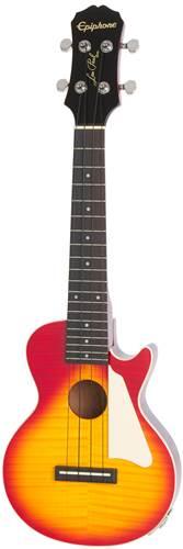 Epiphone Les Paul Ukulele Cherry Sunburst