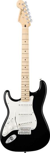 Fender Standard Strat Black LH MN