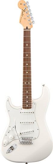 Fender Standard Strat Arctic White LH RW