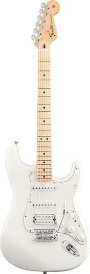 Fender Standard Strat Arctic White HSS MN
