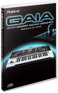 Roland Gaia Sound Design Software