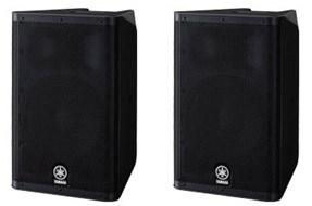 Yamaha DXR-10 Active Loudspeaker (Pair)