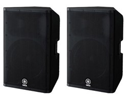 Yamaha DXR15 Powered Speaker (Pair)