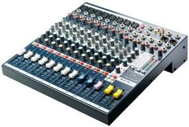 Soundcraft EFX8 Mixing Desk