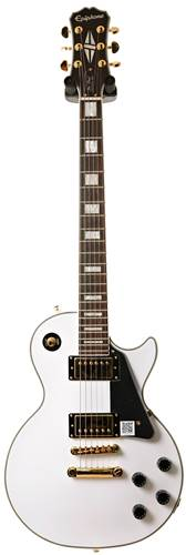 epiphone les paul custom pro alpine white. Black Bedroom Furniture Sets. Home Design Ideas