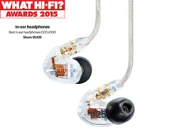 Shure SE425-CL-EFS Earphones