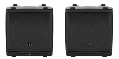 Mackie DLM12 Powered Speaker (Pair)
