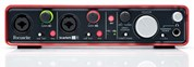 Focusrite Scarlett 2i4 USB Audio Interface Front View
