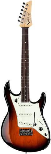 Line 6 Tyler Variax JTV69S 3 Tone Sunburst Modelling Guitar S Style