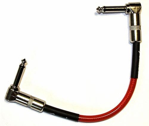 Fender 6'' Right Angled Patch Cable
